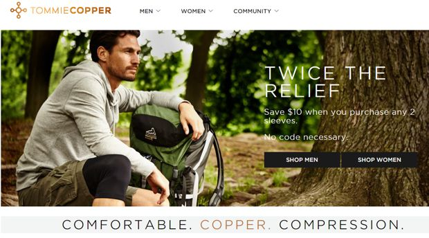 Tommie Copper Reviews 2015: My Experience