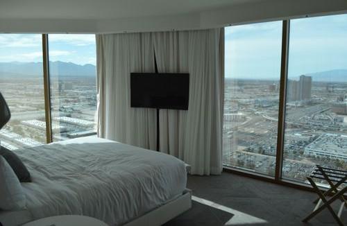 Delano las vegas review king suite accroya - Delano las vegas two bedroom suite ...
