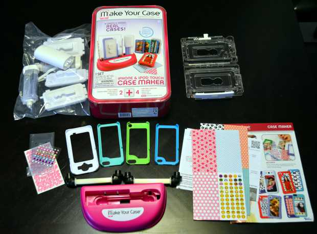 pretty nice 6fcb2 70447 Make Your Case Review: Cell Phone Case Maker (Photos)