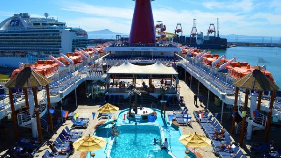Carnival Imagination Review: Ensenada Cruise 2014