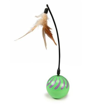 Petlinks System Feather Whirl Cat Toy Review: Do Cats Love It?