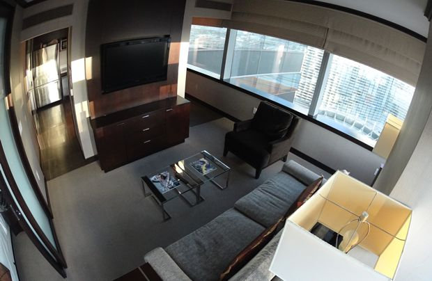 Vdara Hotel City Corner Suite Review - Accroya