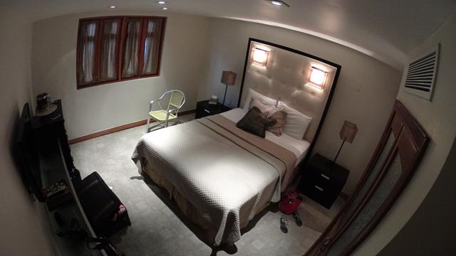 chateau cervantes puerto rico room