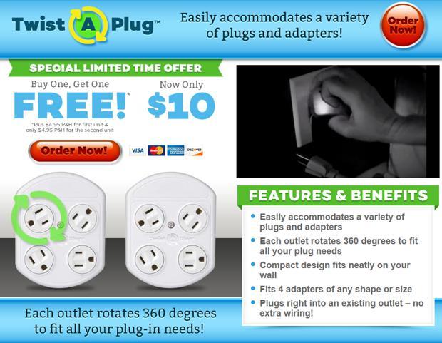 twist a plug website 2015