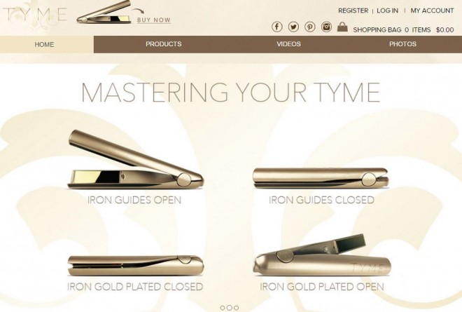 Tyme Curling Iron Related Keywords Tyme Curling Iron