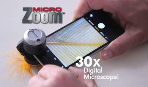 micro zoom