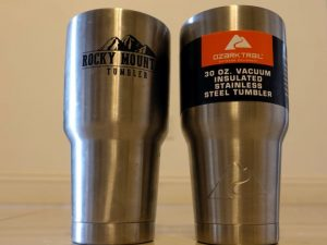 Rocky Mountain Tumbler review